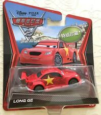 Disney Pixar Cars 2 Diecast largo GE Super Chase Nuevo Wgp