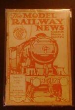 June Model Railway News Rail Transportation Magazines