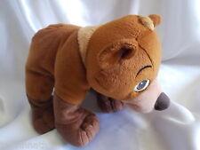 Doudou, peluche petit ours brun,Frère des ours,  Disney, Hasbro 2003