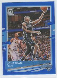 JONATHAN ISAAC 2020-21 DONRUSS OPTIC BLUE HOLO PRIZM #25/59 MAGIC