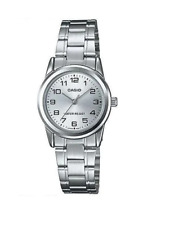 Casio LTP-V001D-7B Silver Stainless Watch for Women