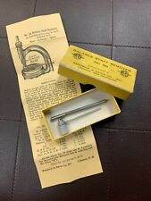 Vintage K & D No. 50 Balance Staff Remover Watchmaker Tool W/Original Box!!
