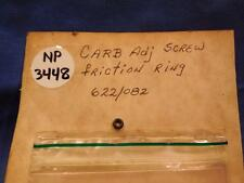Norton Amal 622/082 Carb Adjuster Screw O-Ring NOS  NP3448