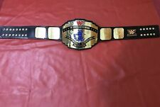 WWF INTERCONTINENTAL RED LOGO CHAMPIONSHIP BELT