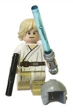 LEGO STAR WARS MINIFIGURE MINIFIG LUKE SKYWALKER VISOR BLASTER LIGHTSABER 7965