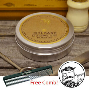 JS Sloane Lightweight Brilliantine