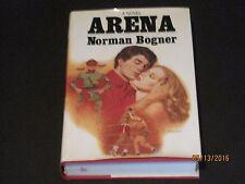 Arena by Norman Bogner (1979, Hardcover) jk116