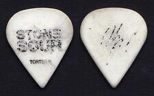 Stone Sour Josh Rand Signature Concert-Used White Tour Guitar Pick Slipknot