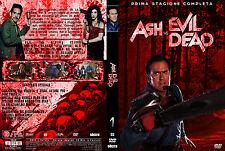 ASH VS EVIL DEAD STAGIONE 1 IN ITALIANO COFANETTO SERIE TV
