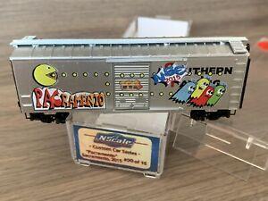 N Scale Micro-Trains Pacman Sacramento Southern Pacific NSE 2015 COPY SP 163226