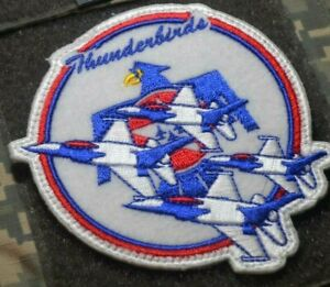 Thunderbirds Affichage Démonstration Équipe F-16 Lutte Falcon Vip-Gift Vêlkrö 4