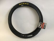 "Maxxis Shorty DH Tire 26 x 2.40"" Wire Bead Super Tacky DH Casing  MX3"