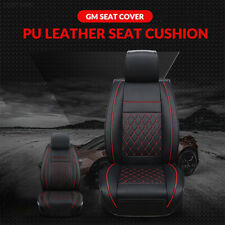 54C3 PU Leather Prevent Scratches Car Seat Cover Cover Cushion Universal