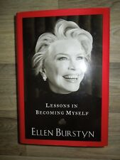 Lessons in Becoming Myself by Ellen Burstyn (2006, Hardcover)