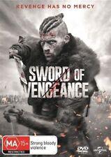 Sword Of Vengeance : NEW DVD