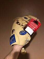 """RAWLINGS HOH LIMITED EDITION GOLD GLOVE CLUB PRO205W-2C 11.75"""""""