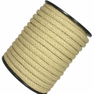 30m Polypropylen-Seil 14mm 1800daN (kg) schwimmfähig Kunststoffseil beige Seil