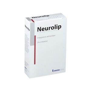 NEUROLIP 24 CPR INTEGRATORE PER MUSCOLI ARTICOLAZIONI NEUROPATIE MECCANICHE