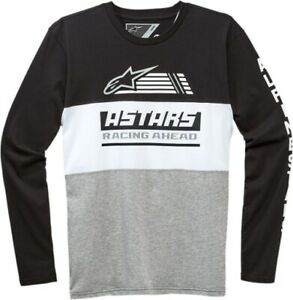 Alpinestars Rivalry Long Sleeve T-Shirt Motorcycle Street Bike Dirt Bike