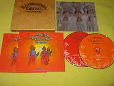 Bambuddha Groove The Gathering 2 CD Album Dance Deep House Dub