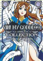 Ah! My Goddess Complete Collection (DVD, 2009, 6-Disc)