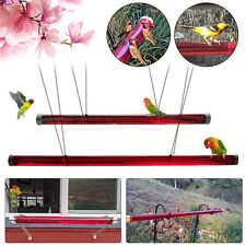 New listing Red Berrie 000001A5 s Hummingbird Feeder 40cm With Hole Birds Feeding Pipes Easy To Use