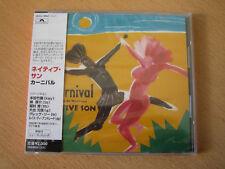 "NATIVE SON ""Carnival""  Japan CD  Jazz-Fusion"