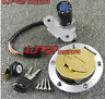 Ignition Switch Gas Cap Seat Lock Key Set For Ducati Hypermotard 796 2010-2012
