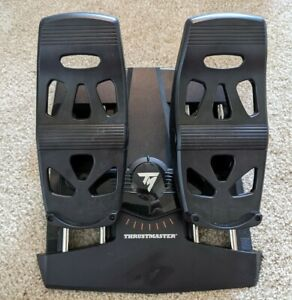 Thrustmaster TFRP Flight Rudder Pedals - Used Excellent Condition