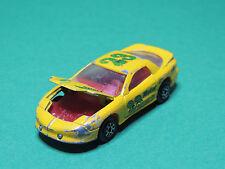 Majorette N°212 Pontiac Firebird 23 jaune sport 1/63° FRANCE voiture vintage car