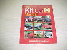 1ST ED Haynes Car Kit Manual Book HC Complete Guide British American Auto Build