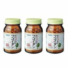 ORIHIRO Fucoidan 90 tablets x3 bottles 90days from Japan New