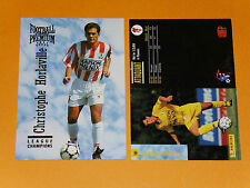 CHRISTOPHE HORLAVILLE AS CANNES LA BOCCA FOOTBALL CARD PREMIUM PANINI 1995