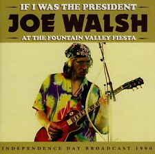 JOE WALSH  if I was the president  INDEPENDANCE DAY BROADCAST 1990