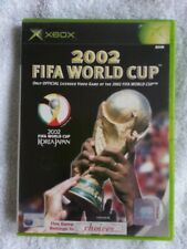 Microsoft Xbox Game 2002 FIFA WORLD CUP - PAL - Complete with Manual, Box & DVD