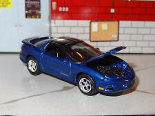 1993-02 PONTIAC TRANS AM FIREBIRD WS6 MUSCLE 1/64 SCALE REPLICA DIORAMA MODEL W4