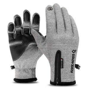 Driving Winter Gloves Full Finger Thermal Warm Gloves Touch Scree tactical gym U