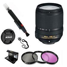 Nikon 18-140mm f/3.5-5.6G ED VR AF-S DX NIKKOR Zoom Lens + Deluxe Accessory