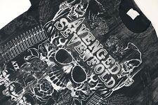 Avenged Sevenfold Large Graphic T-Shirt Men's Size XL