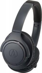 audio technica ATH-SR30BT Wireless Headphones Bluetooth Black Gray Pink Blue