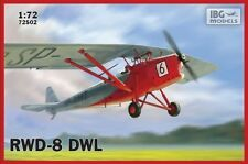 RWD 8 DWL (POLISH MARKINGS)  1/72 IBG BRAND NEW (pzl)