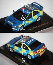 "Ixo Mitsubishi Lancer EVO X ""UK Police"" 2008 1/43 MOC116"