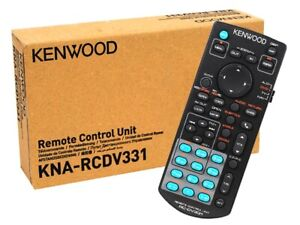 NEW Kenwood KNA-RCDV331 Car Audio Remote Control for Select Kenwwod Car Stereos