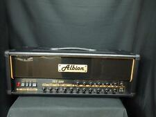 *NEW* ALBION AMPLIFICATION TCT100H 100W TUBE GUITAR AMP HEAD TCT AMPLIFIER