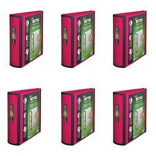 New Staples Better Binder Pink Case Of 6 2 Inch Binders 333 Per Binder