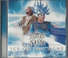 EMPIRE OF THE SUN / ICE ON THE DUNE * NEW CD 2013 * NEU *