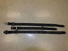 Qstraint Manual Fixed Shoulder & Lap Belt  For Wheelchair Occupant Securement