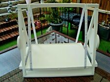 1 Tier Swing Cake Stand Serving Cake or cup cakes beautiful item free postage..,