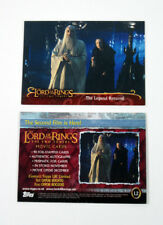 2002 Topps Lord of the Rings The Two Towers Promo Card (L2 UK Dist) Nm/Mt