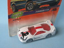 Matchbox Ferrari F40 with White Body Italian Sports Toy Model Car 70mm in BP